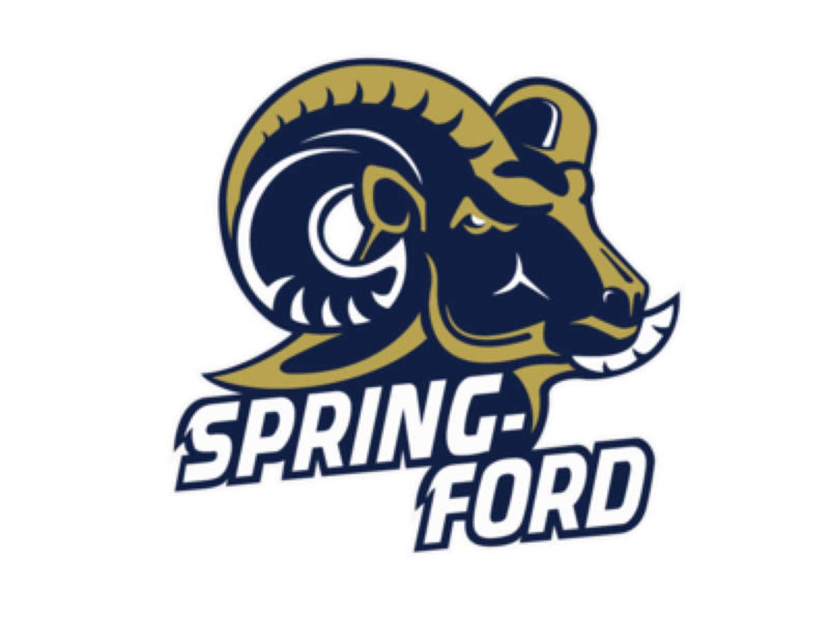 Spring-Ford Area School District logo