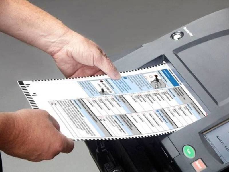 Montgomery County Rolls Out New Voting System For 2019 Election