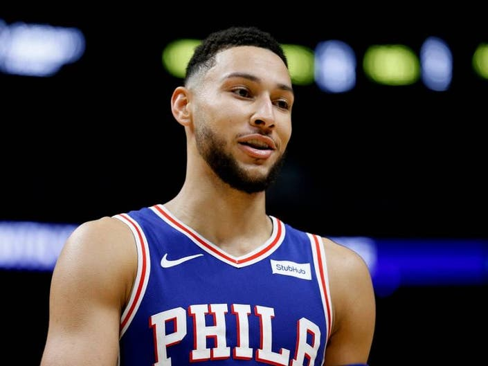 Ben Simmons Was Part Of Why Magic Johnson Left Lakers ...