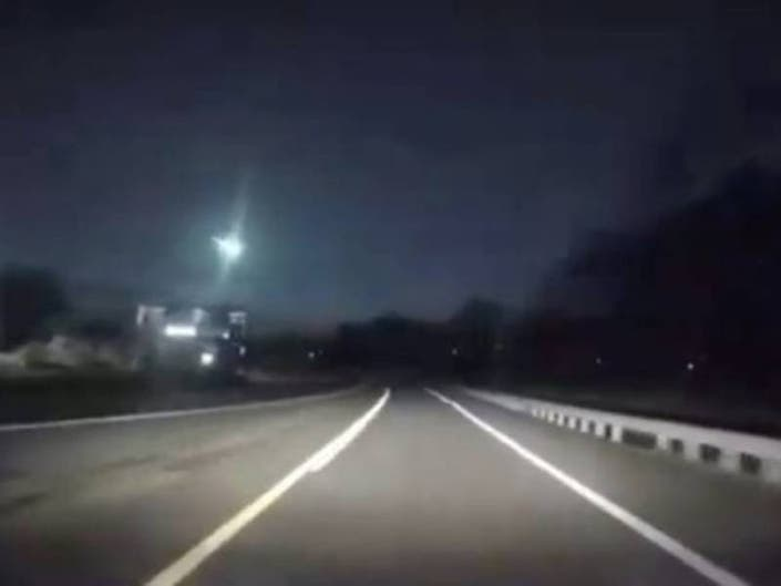 Videos Show Possible Meteor That Zipped Across PA Sky