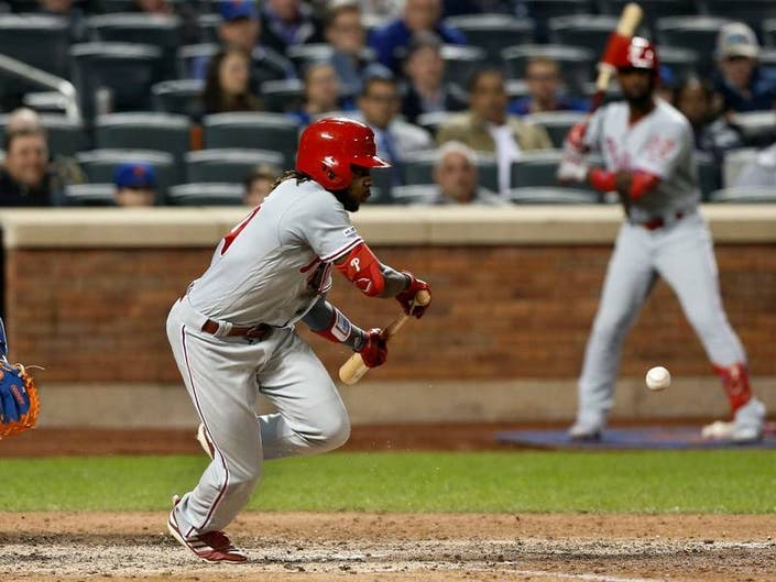 Roman Quinn Hurt, Becomes 7th Phillie On The Injured List