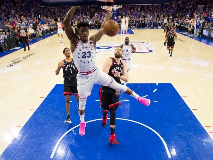 Sixers Attempting To Do What Hasnt Been Done For 18 Years
