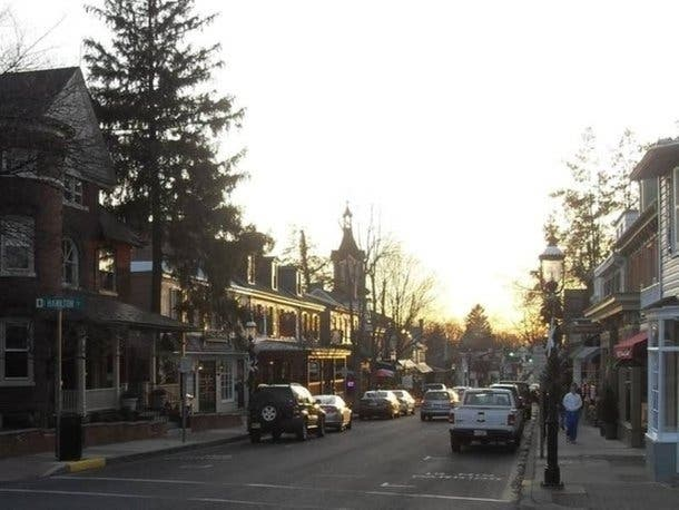 Doylestown Wins USA Todays Best Small Town Cultural Scene