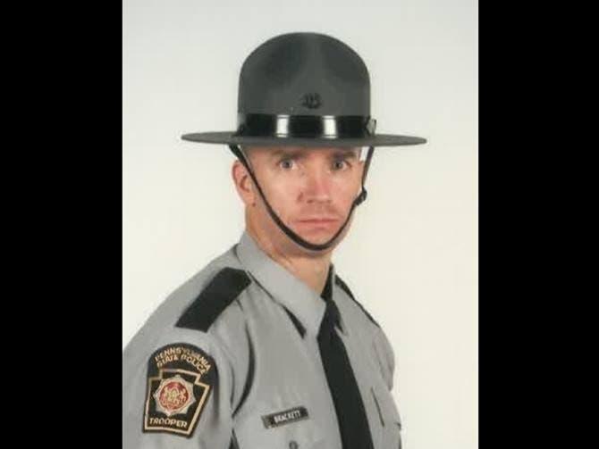 PA State Trooper, Based In Montco, Dies On Duty In Bucks County