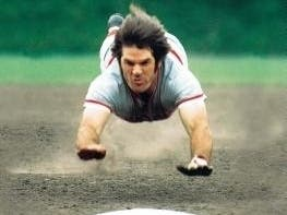 Baseball Legend Pete Rose Is Coming To Doylestown Bookshop
