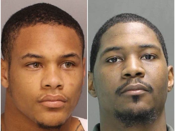2 Arrested For Spree Of 19 Armed Robberies In Montco, Philly: DA