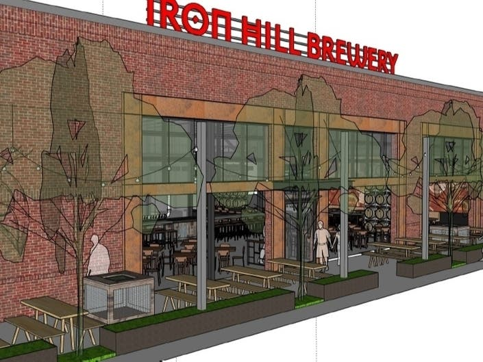Iron Hill To Launch Large New Brewery In Exton