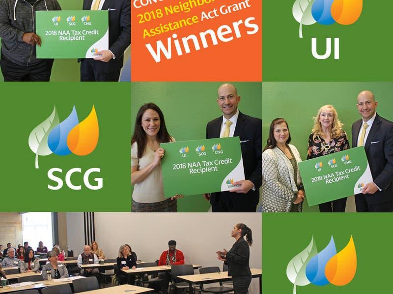UI, SCG & CNG Help CT Nonprofits Reduce Energy Costs   Orange, CT Patch