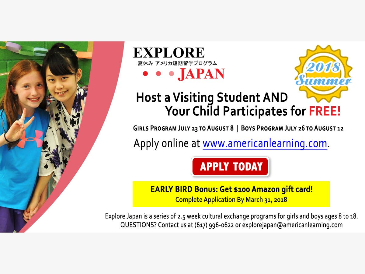 Explore Japan Program Offers Free Summer Activities For The Kids