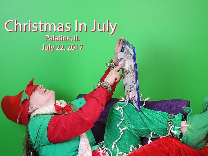 All Things Christmas - Christmas In July In Palatine 2020 Emerald City Music Productions, Inc. presents Christmas in July in