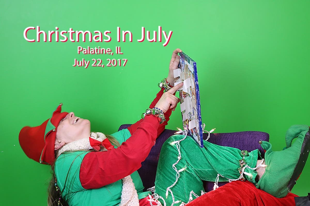 All Things Christmas - Christmas In July In Palatine 2020 Only 2 more days til Christmas in July arrives in Palatine