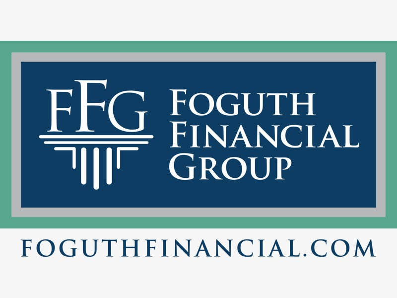 Foguth Financial Group Drop-Off Location for WOMC's Toy Drive