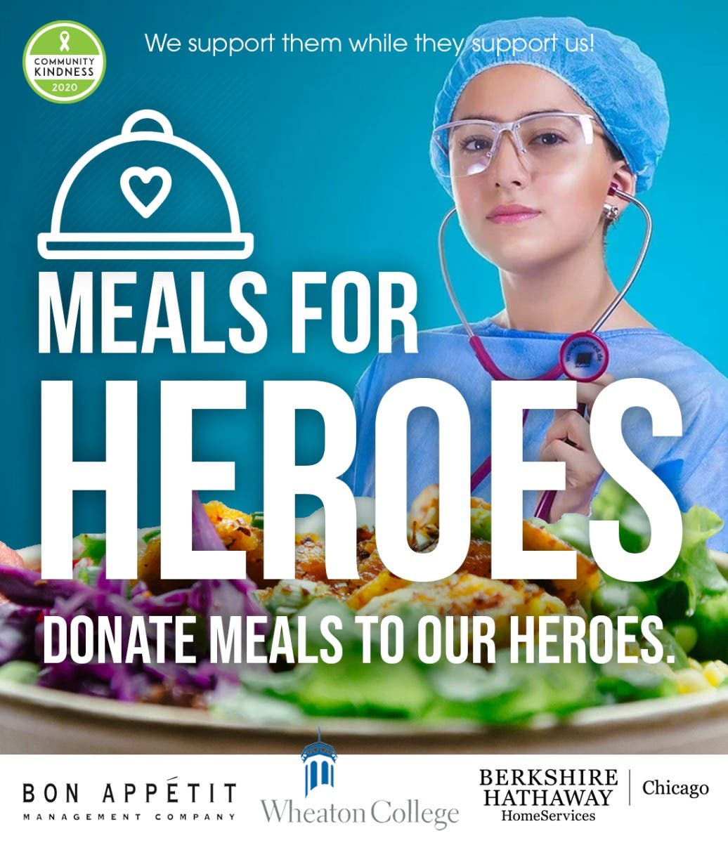 Jun 19 Berkshire Hathaway Homeservices Chicago Meals For Heroes Elmhurst Elmhurst Il Patch