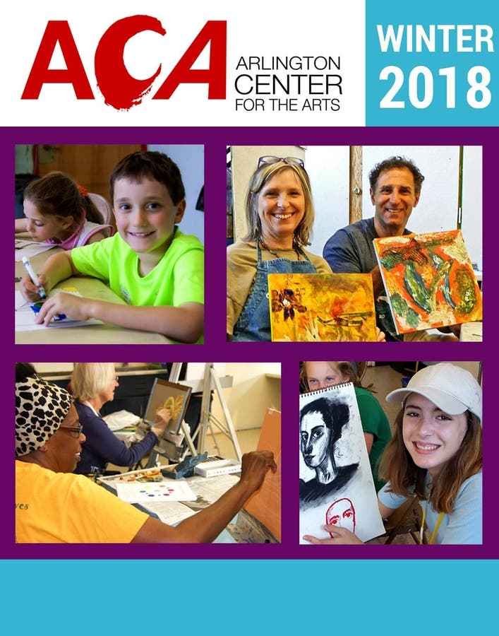 Upcoming Workshops In Arlington >> Art Classes Workshops This Winter At Aca Arlington Ma Patch