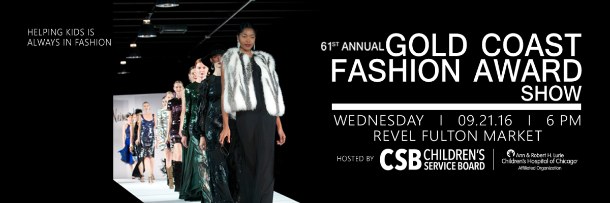 The 61st Annual Gold Coast Fashion Award Show Chicago Il Patch