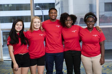 Bank Of America Prepares Hartford Teens For Success Through Paid Summer Internships Greater Hartford Ct Patch