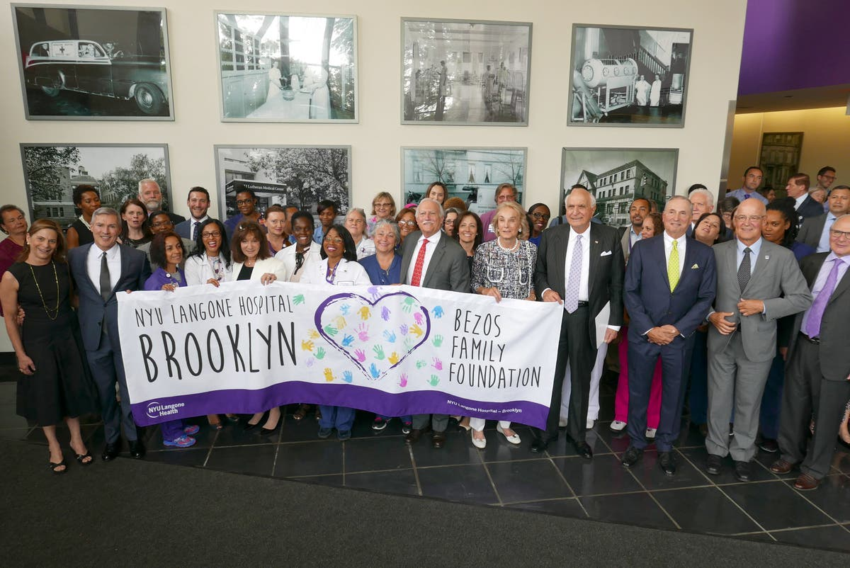 NYU Lutheran Gets A Big Donation — And A Name Change | Sunset Park