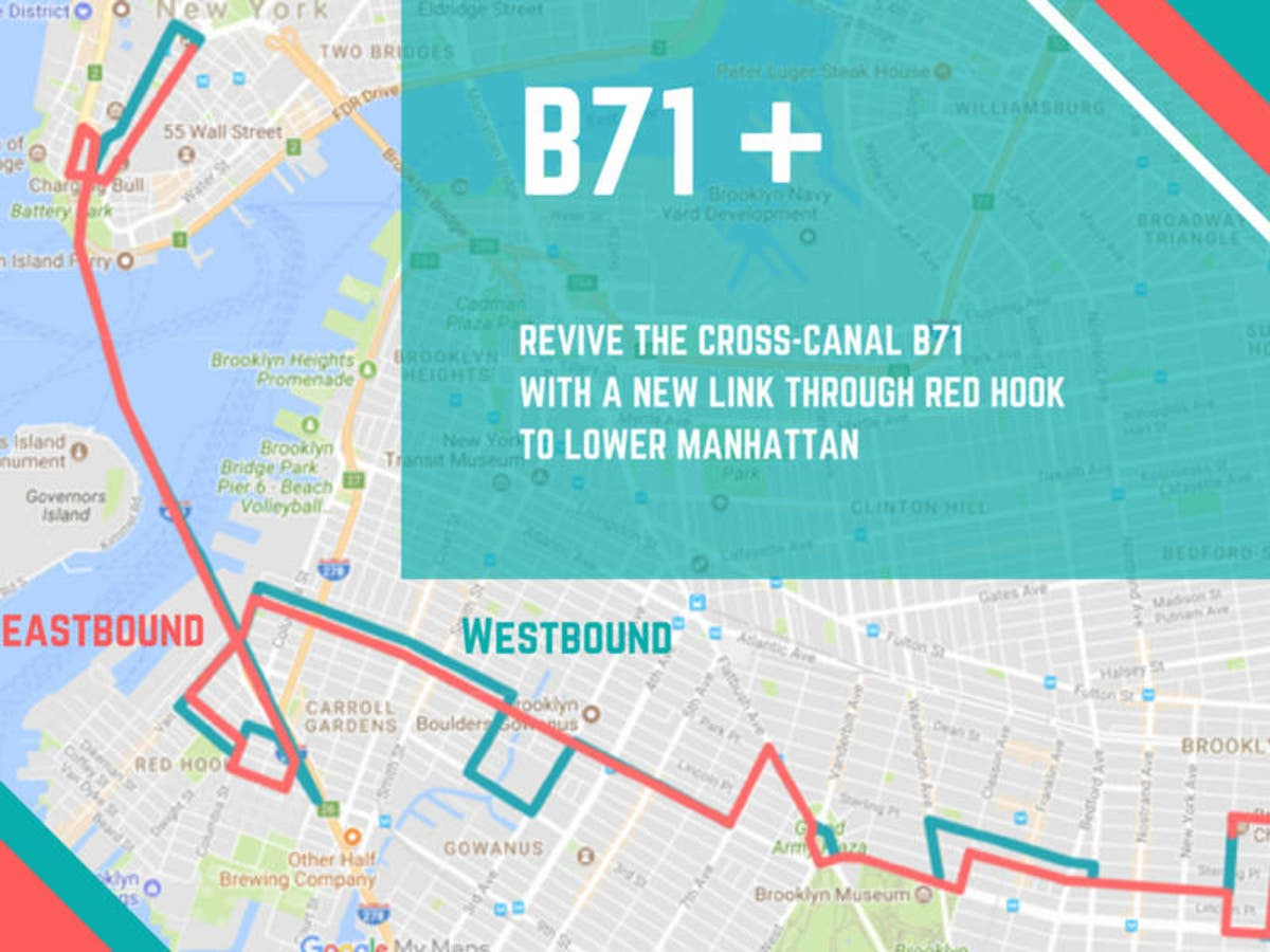 Bring Back The B71 Petition Gathers Over 2 500 Signatures Park