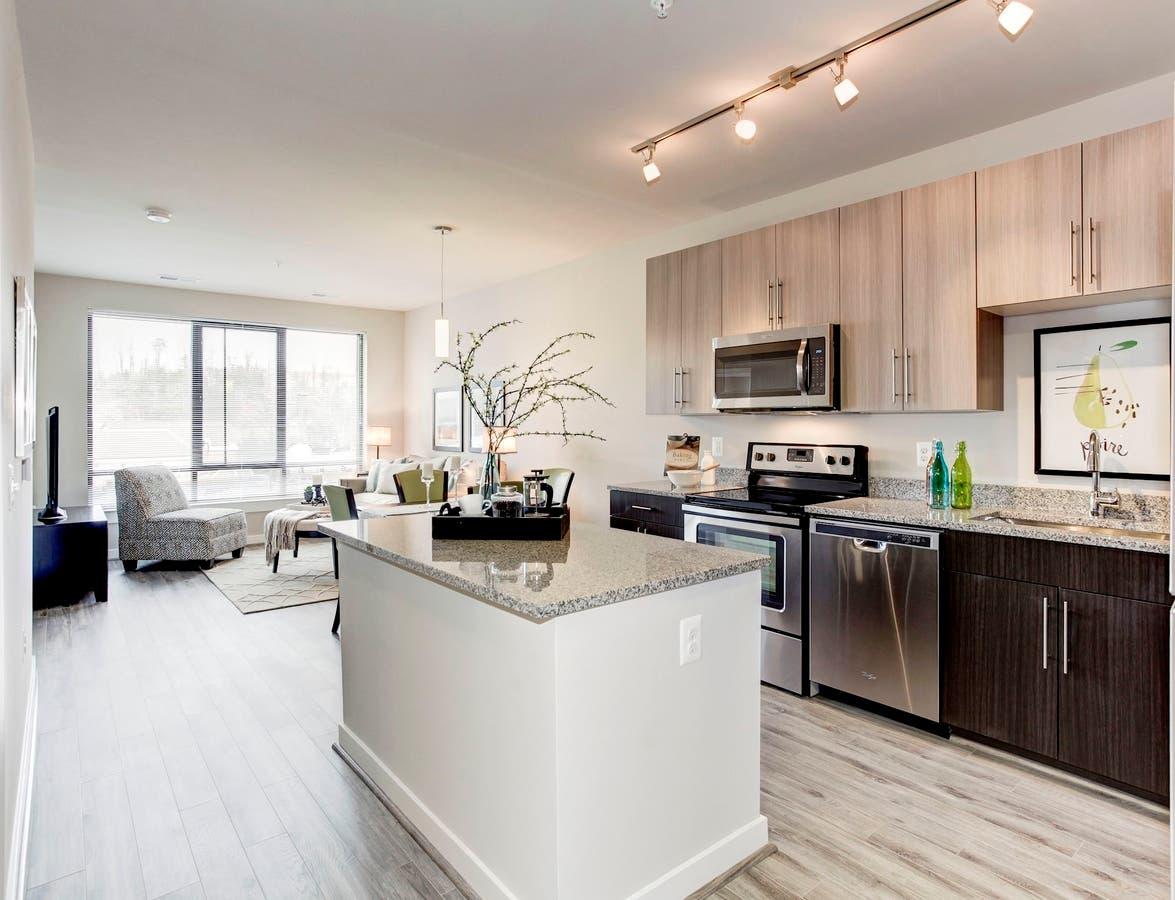 Idi Completes First Luxury Apartment Building At Rivergate Woodbridge Va Patch