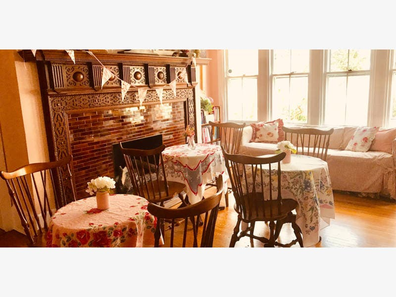 Storyteller's Cottage Launches Charming Literary Tea Room