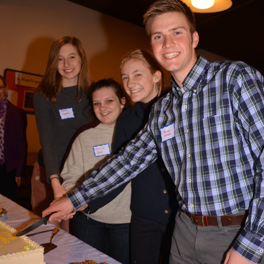 5bdc5ae68 Five Falmouth High School Students from Precinct One receive scholarships