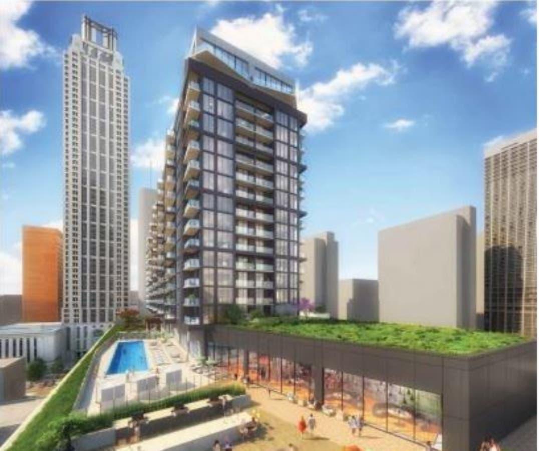 Breaking Downtown Atlanta To Get 1st Workforce Housing In 15 Yrs
