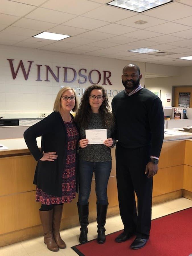 Windsor High Senior Named National Merit Scholarship