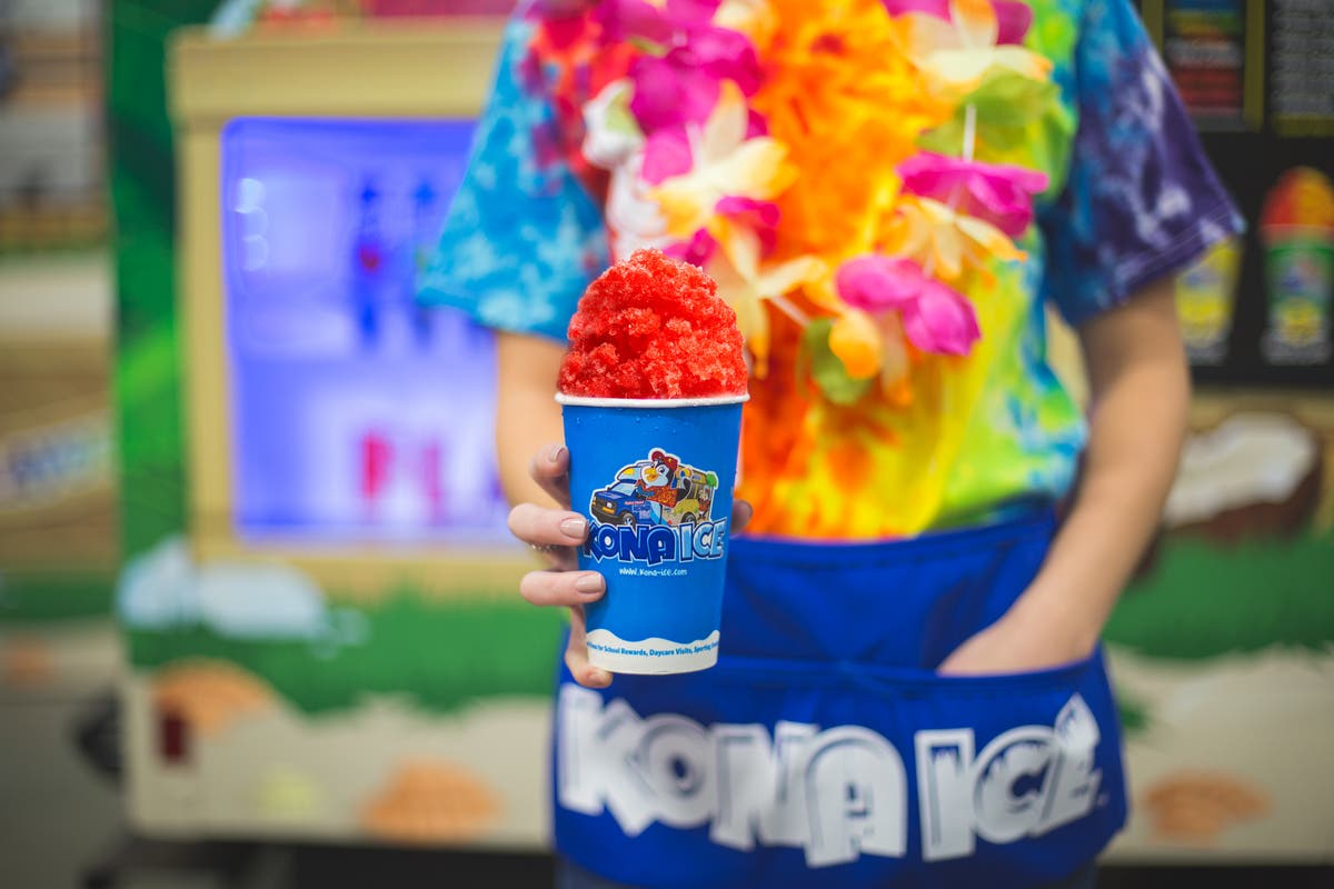 No Taxation Without Relaxation Kona Ice In Gwinnett