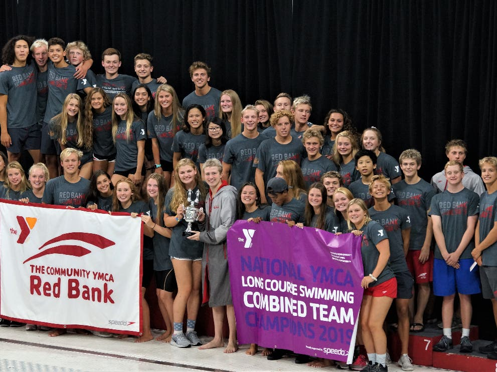 The Community YMCA Swim Team Wins National Championship