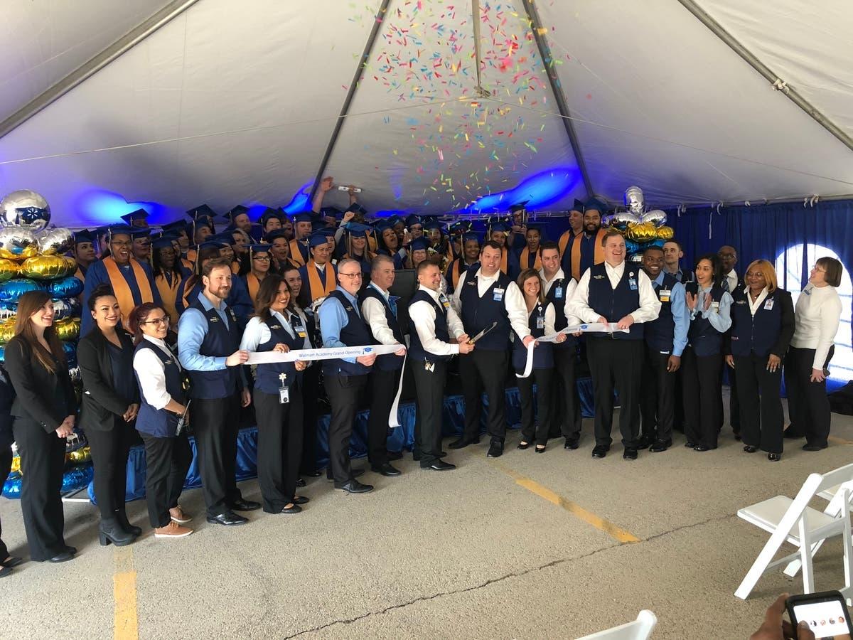 Walmart Opens Associate Training Academy in Naperville