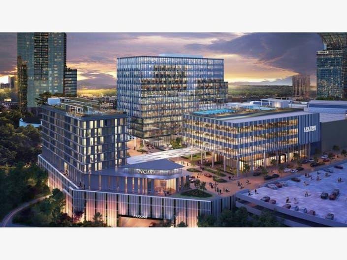 Groundbreaking Set For Nobu Hotel At Phipps Plaza