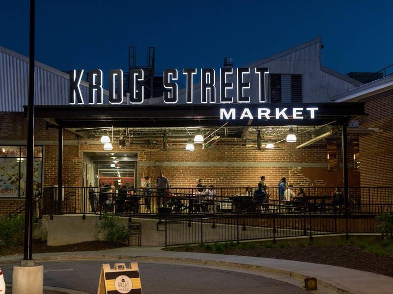 Krog Street Market Announces Inaugural Holiday Week