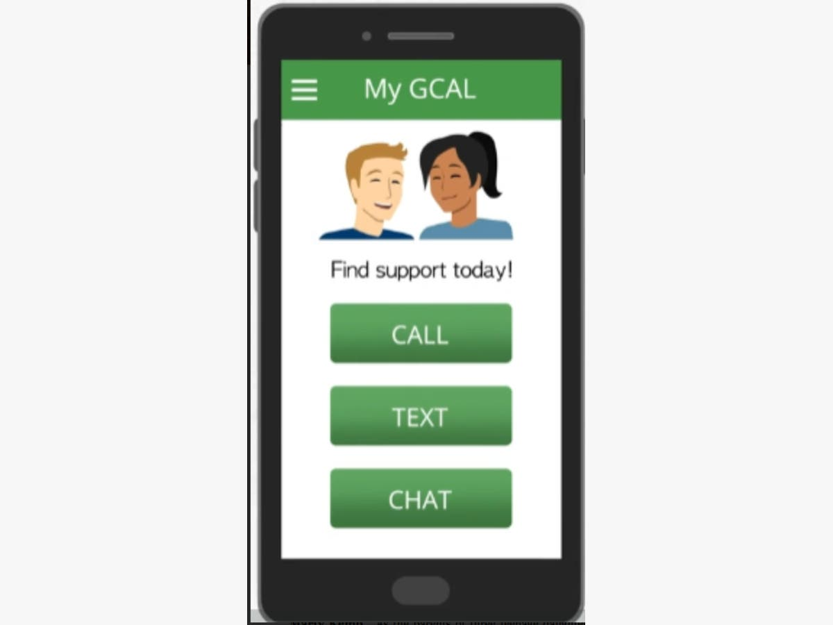 Georgia Smartphone App Launched For Youth In Crisis