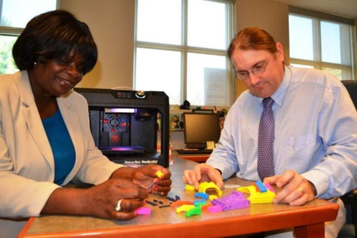 3D Printing Comes To Cobb County Libraries