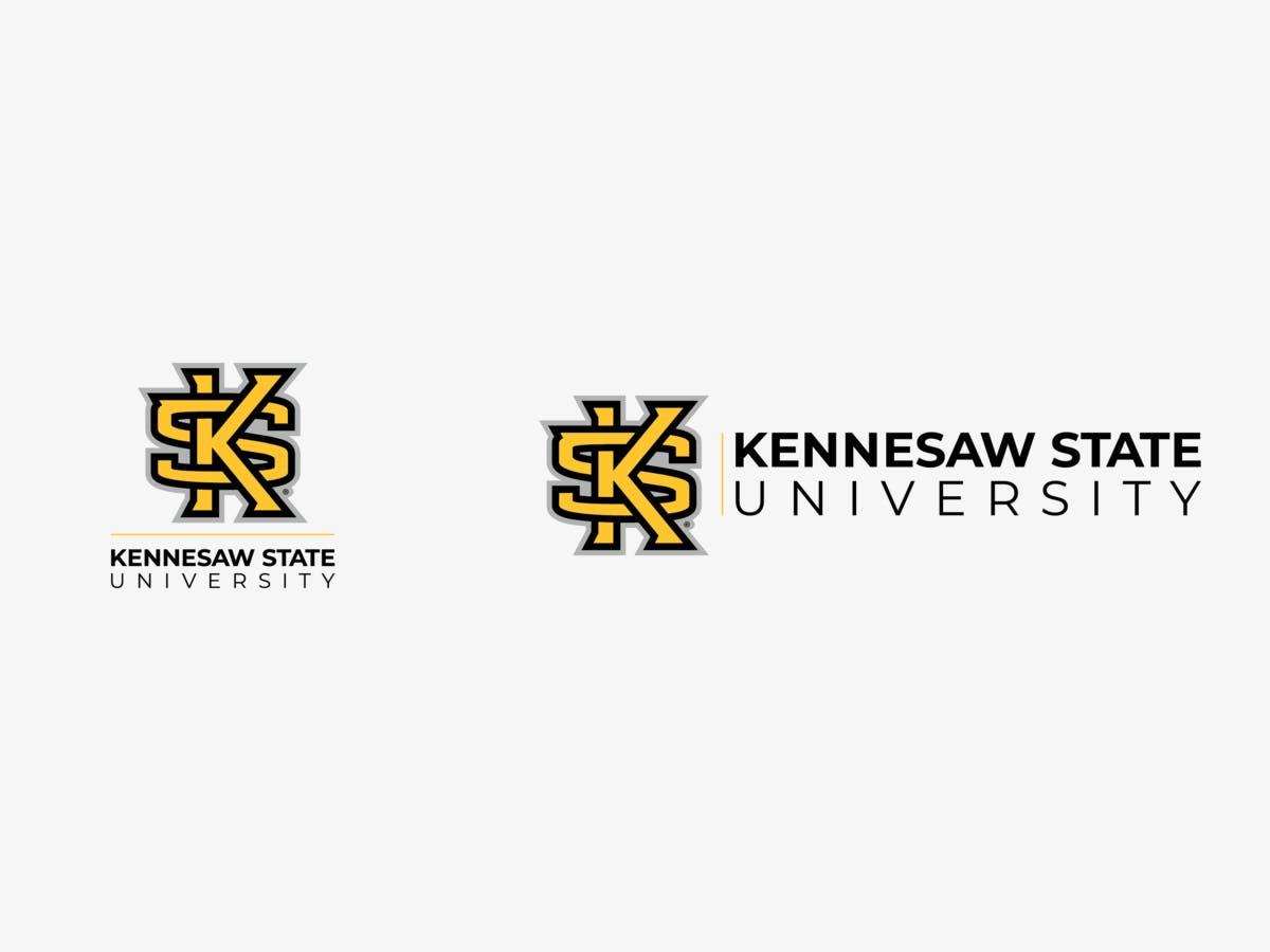 Kennesaw State University >> Ksu Unveils New Logo Kennesaw Ga Patch