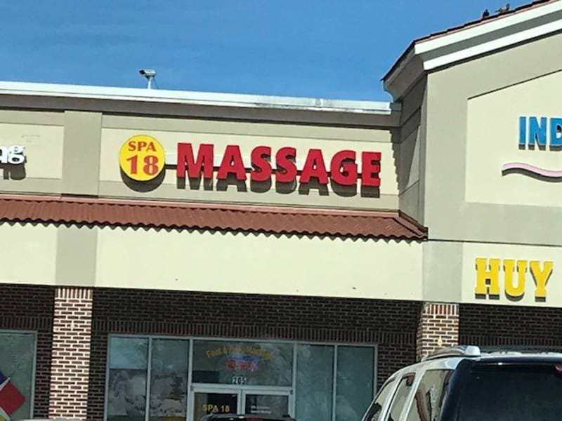 Asian Massage Chamblee Ga