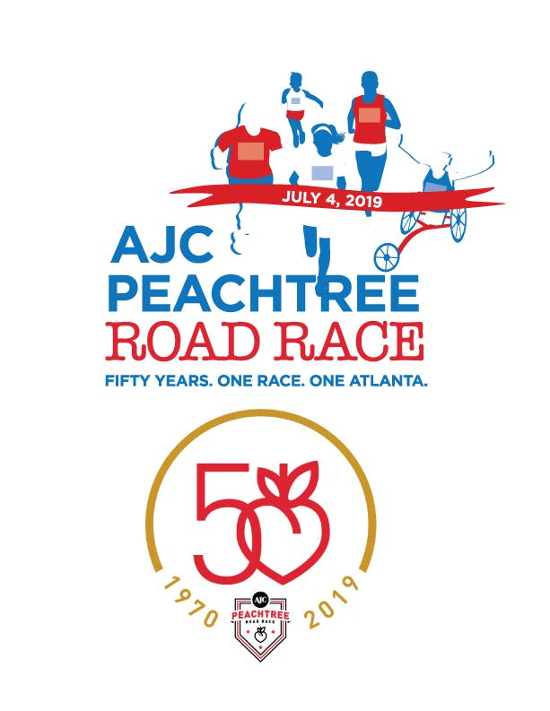 Finalists Revealed For AJC Peachtree Road Race T-Shirt