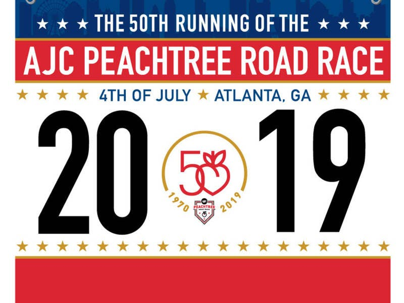 Voting Underway For AJC Peachtree Road Race T-Shirt | Patch PM
