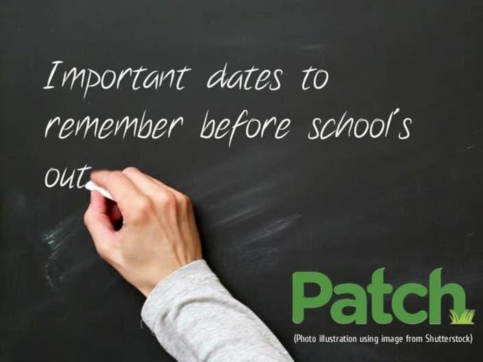 Key Dates Left In Cobb County School Year
