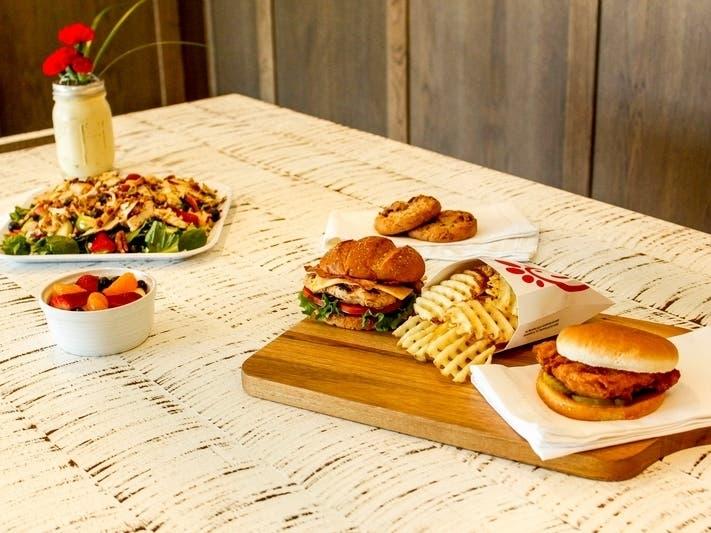 Veggie Fil A Atlanta Fast Food Giant Looking At Vegan