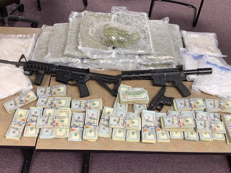 Rapper Arrested As $300K In Drugs Tossed From Atlanta High