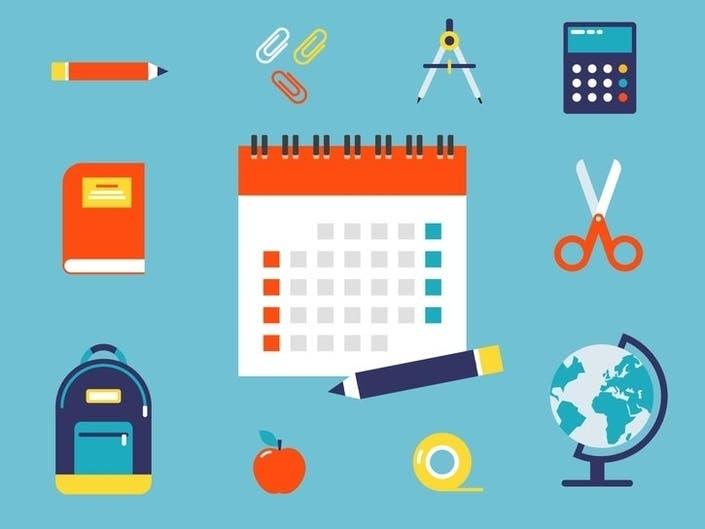 Atlanta School Calendar 2019-20: First Day Of School, Vacations