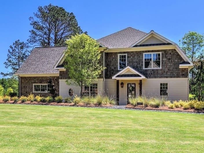 New Development Offers Custom-Built Home In East Cobb