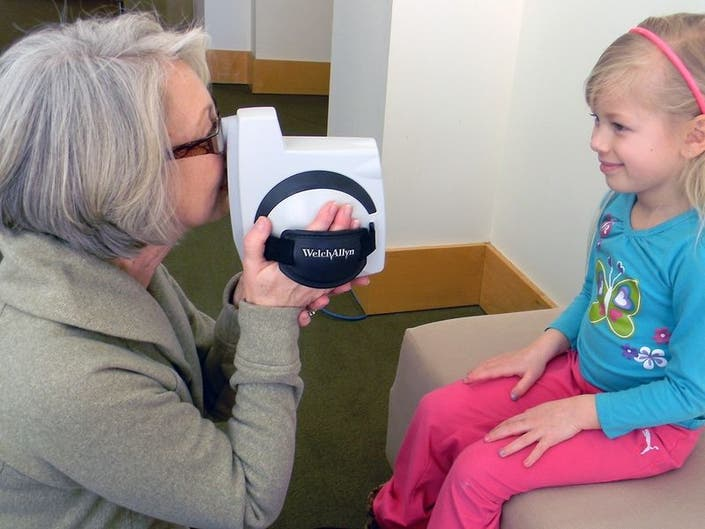Free May 25 High Tech Vision Screenings For Kids Ages 3 To 6 At