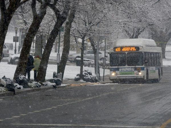 NYC Weather Forecast: Saturday's Snowfall Totals, Temperatures to