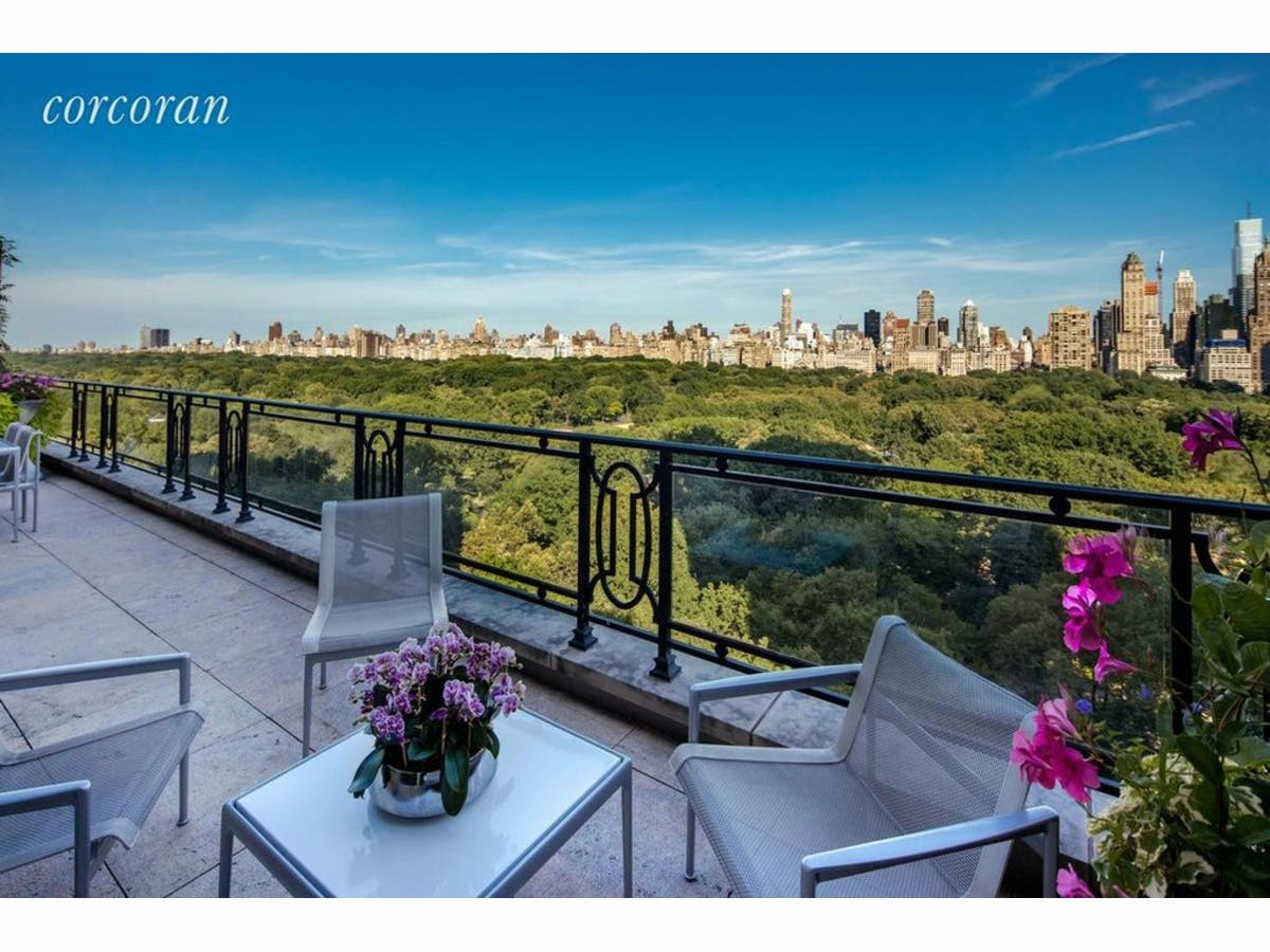 Five Homes And Apartments With Great Central Park Views ...