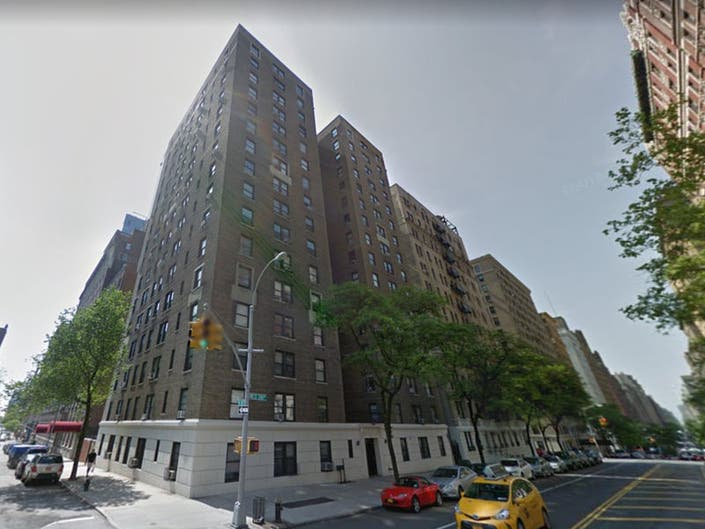 Woman Falls To From Upper West Side Apartment Building Police Say