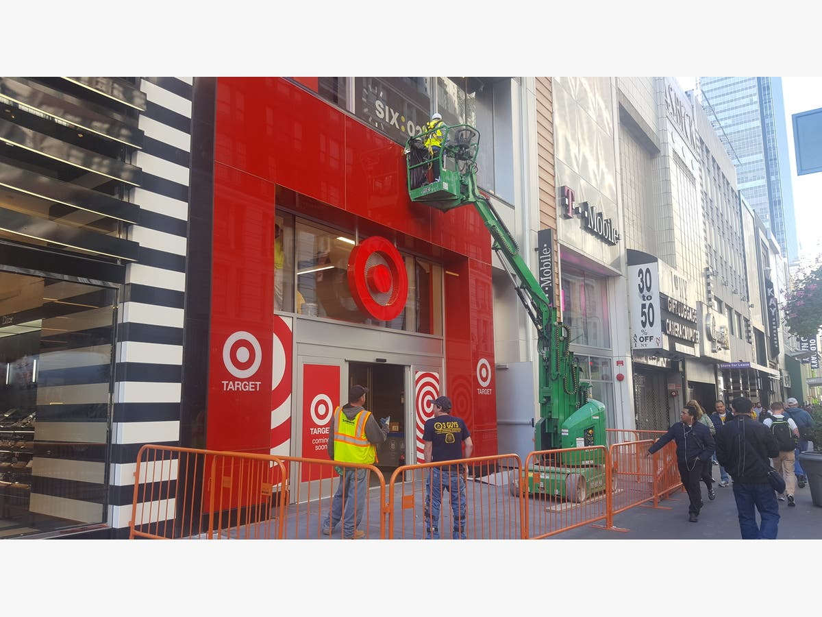 Target To Open First Midtown Store In Herald Square Midtown