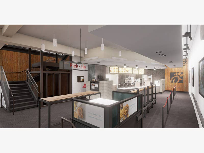 Chick-fil-A To Open Near Grand Central In March   Midtown Manhattan, NY Patch