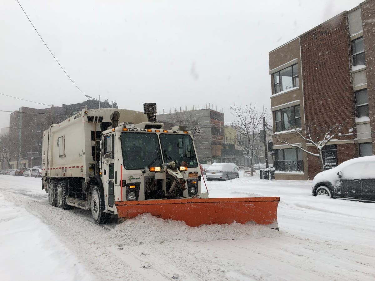 Nyc Nor Easter City Agencies Prepare For Major Winter Storm New York City Ny Patch